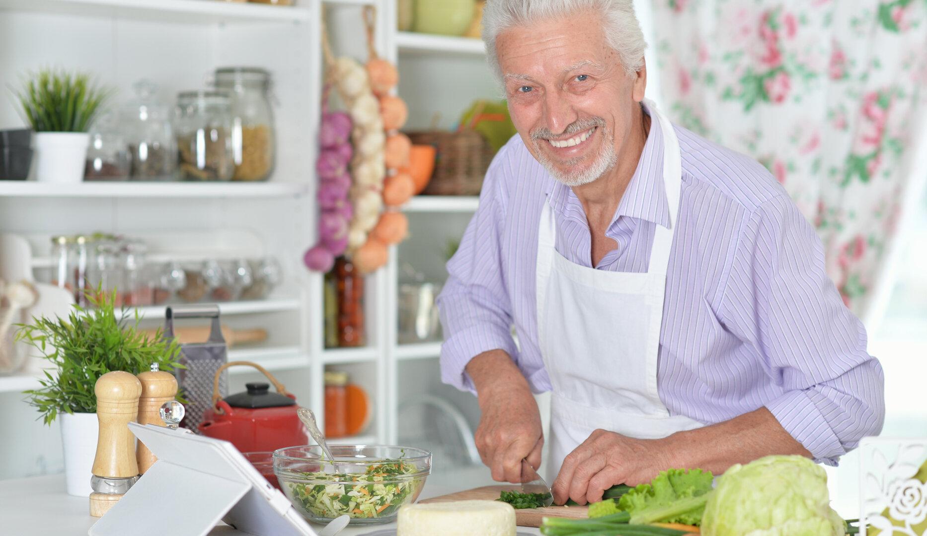 Zywienie Osob Starszych Dieta Lekkostrawna Co Nalezy Jesc Aby